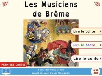Les Musiciens de Brême dans la collection PREMIERS CONTES